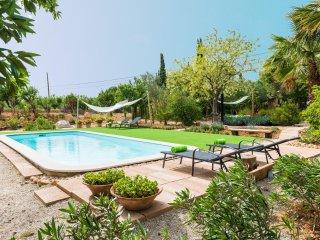 CAS PILOT - Villa for 6 people in Santa Maria