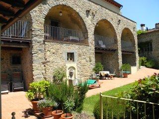 Tuscan Palazzo Villa A Bagni Di Lucca LUCCA