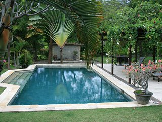 Villa Bukit Kaja Kauh, villa with private pool