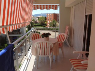 142B - Precioso apartamento a pie de playa