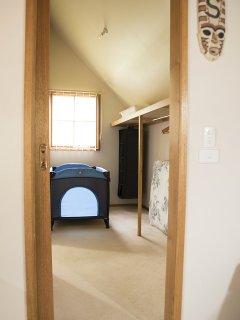 Walk in robe in main bedroom