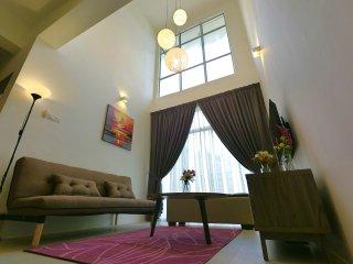 The Grand Haven Penthouse Duplex