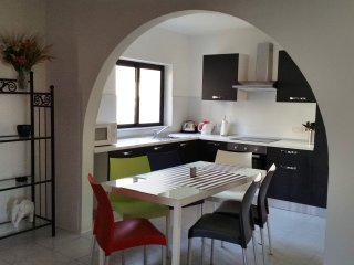 Msida new apartment with side sea views