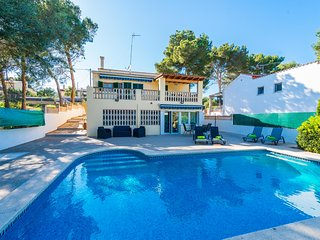 ES NIU - Villa with private pool for 6 people in El Toro