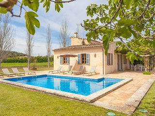 SON COMPARET  - Villa with private pool for 6 to 8 people in Son Servera
