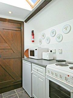 First Floor Apartment Kitchen