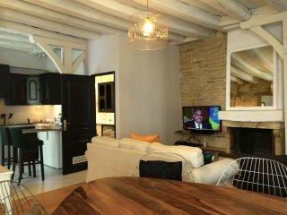 A 2 bedroom 1 bathroom  apartment in a prime  historical city  center of DIJON, Dijon