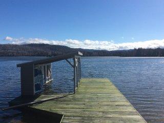 La maison du lac Clair