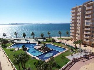 Sea View Apartment Puerto Playa, Tomas Maestre Marina, Free WiFI
