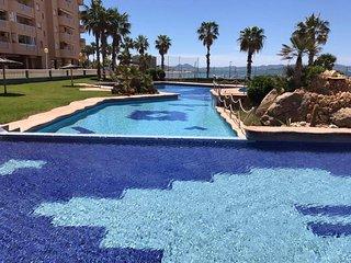 Sea View Apartment Puerto Playa, Tomas Maestre Marina, Free WiFI