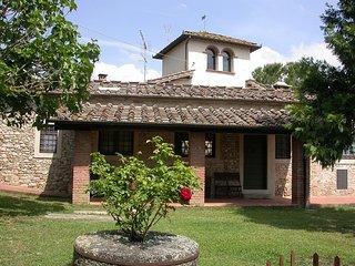 """Casa vacanze """"LA FORNACE"""" nel verde del chianti -""""La Villetta"""""""