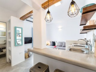 Sivanis - Daisy, garden apartment, Naoussa