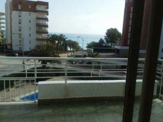 Apartamento con vistas al mar en Miami Platja