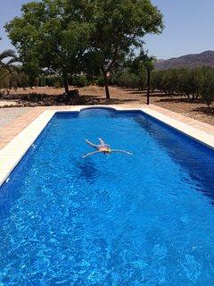 Casa Almenara - modern villa near Mediterranean secluded but edge of a village