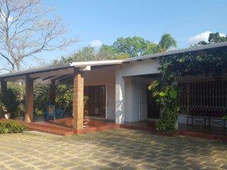 4/4 House with Pool in Upscale Neighborhood in Managua, Nicaragua