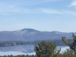 Spacious...Private...and $1mm VIEWS of Lake Winnipesaukee