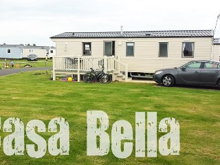 Casa Bella Family caravan
