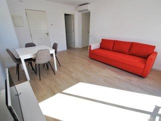 Precioso apartamento para 6 personas a 300m de la playa, Roda de Bara