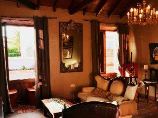 habitación individual en casa canaria historica