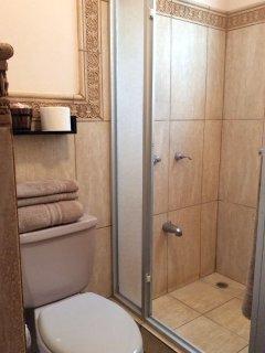 Second bathroom. Shower.