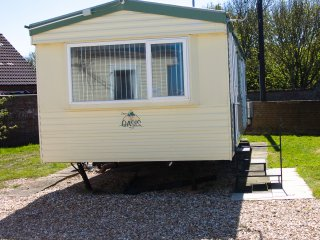 Mablethorpe Holiday Caravan 293,  Happy Days Seaside, Trusthorpe