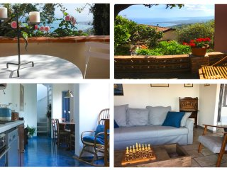 MARGOT'S HOUSE Etna + Sea View Taormina