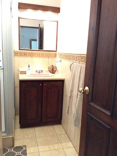Second bathroom. Sink.