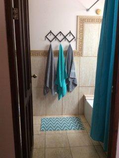 Main bathroom.