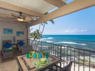 Two Bedroom Ocean Front Condo #312