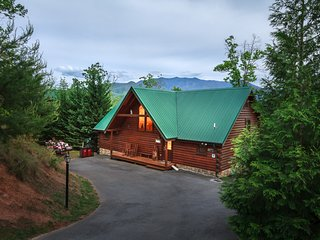 Emotional Rescue 4 Bedroom Lodge at Black Bears Falls Resort in Gatlinburg TN