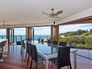 Tangalooma Hilltop Haven - Luxury Beach House, with access to Resort facilities