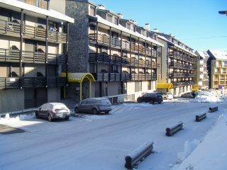 Comfortable flat with mountain views, Saint-Lary-Soulan