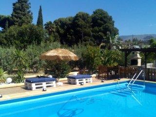 Estupenda casa de vacaciones en Pechina (Almeria)