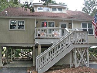 546 Tarpon Pond Cottage, Seabrook Island