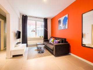 Smartflats St-Gangulphe 101 - 1Bed Terrace -Center