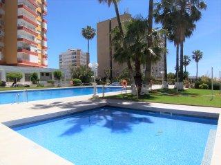 Great Apartment with Spectacular Sea Views next to Beach & Benalmadena Marina