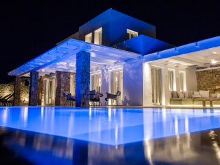 Elia Two | Luxury villa | Brand New| infinite Pool | Panoramic Sea view | 7 BD