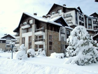Cosy studio in Semiramida great for ski vacation