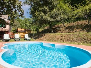 Villa La Pieve with swimming pool