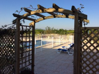 Beautiful Rural Casita with Pool in Murcia's Wine Region -  'The Real Spain!'