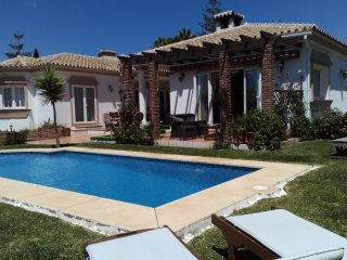 Villa holiday rental Riviera del Sol