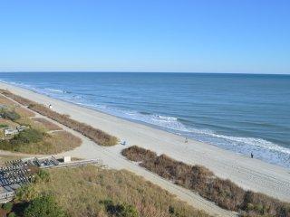 Breathtaking Oceanfront 2 Bedroom Condo at Blue Water Resort