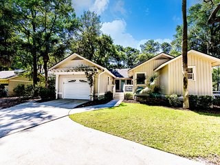 Beautiful Palmetto Dunes Home - Completely Remodeled and Updated - New Pool