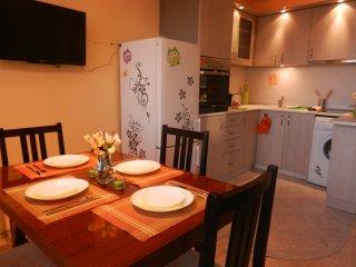 Sunny holiday apartment, Varna
