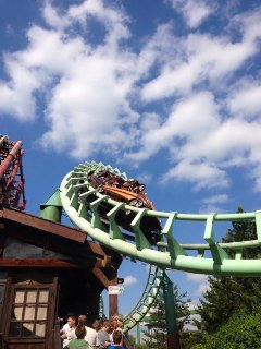 Gardaland only 20 minutes away!
