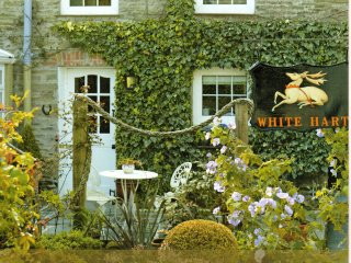 The White Hart - Garden Suite - Your Oasis of Calm in Padstow