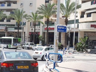 Spacious apartment in the City center Ashdod