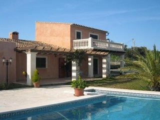 4 bedroom Villa in Cala d'Or, Balearic Islands, Spain : ref 5474044