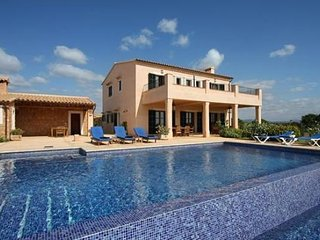 5 bedroom Villa in Cala d'Or, Balearic Islands, Spain : ref 5474348