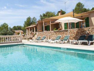 3 bedroom Villa in Cala d'Or, Balearic Islands, Spain : ref 5474353